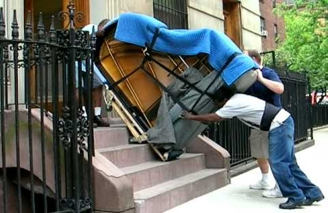 Piano Moving Service